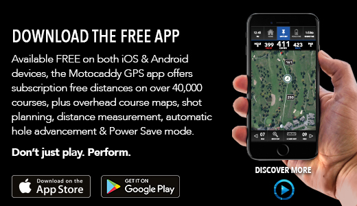Download the Motocaddy app